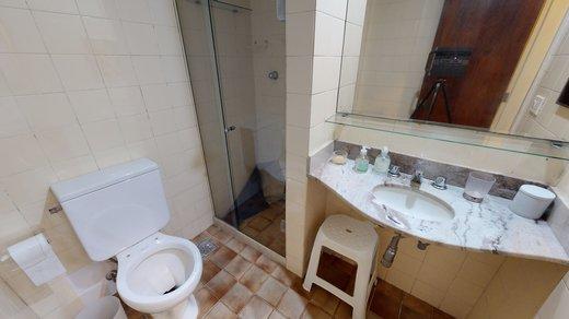 Banheiro - Apartamento 2 quartos à venda Lagoa, Rio de Janeiro - R$ 1.650.000 - II-11527-21101 - 5