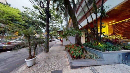 Fachada - Apartamento 2 quartos à venda Lagoa, Rio de Janeiro - R$ 1.650.000 - II-11527-21101 - 6