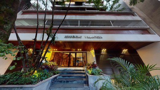 Fachada - Apartamento 2 quartos à venda Lagoa, Rio de Janeiro - R$ 1.650.000 - II-11527-21101 - 9