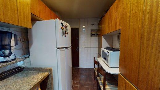 Cozinha - Apartamento 2 quartos à venda Lagoa, Rio de Janeiro - R$ 1.650.000 - II-11527-21101 - 10