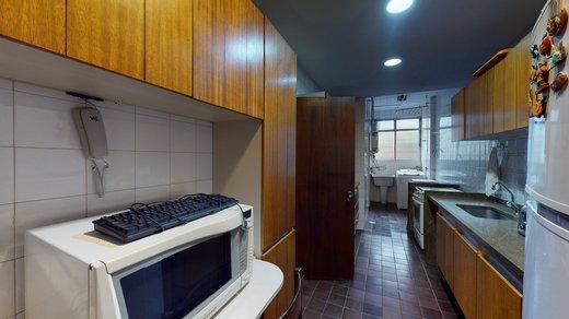 Cozinha - Apartamento 2 quartos à venda Lagoa, Rio de Janeiro - R$ 1.650.000 - II-11527-21101 - 11