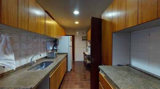 Cozinha - Apartamento 2 quartos à venda Lagoa, Rio de Janeiro - R$ 1.650.000 - II-11527-21101 - 13
