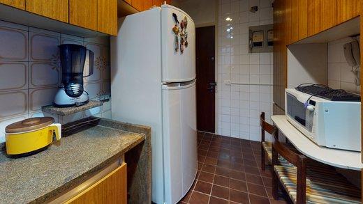 Cozinha - Apartamento 2 quartos à venda Lagoa, Rio de Janeiro - R$ 1.650.000 - II-11527-21101 - 14