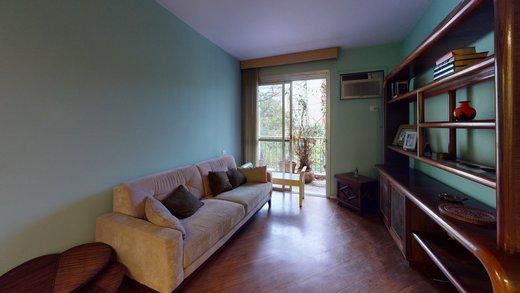 Living - Apartamento 2 quartos à venda Lagoa, Rio de Janeiro - R$ 1.650.000 - II-11527-21101 - 16