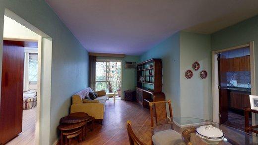 Living - Apartamento 2 quartos à venda Lagoa, Rio de Janeiro - R$ 1.650.000 - II-11527-21101 - 17
