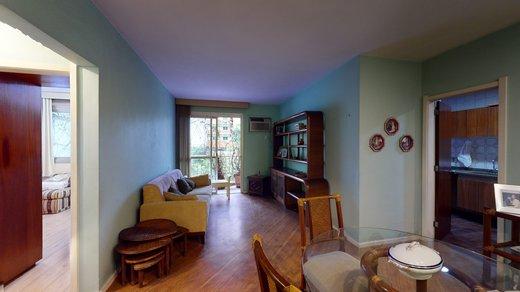 Living - Apartamento 2 quartos à venda Lagoa, Rio de Janeiro - R$ 1.650.000 - II-11527-21101 - 19