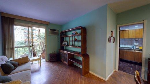 Living - Apartamento 2 quartos à venda Lagoa, Rio de Janeiro - R$ 1.650.000 - II-11527-21101 - 20