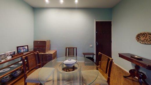 Living - Apartamento 2 quartos à venda Lagoa, Rio de Janeiro - R$ 1.650.000 - II-11527-21101 - 22