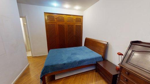 Quarto principal - Apartamento 2 quartos à venda Lagoa, Rio de Janeiro - R$ 1.650.000 - II-11527-21101 - 25