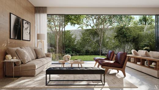 Living - Fachada - Casa Jardim - 755 - 4