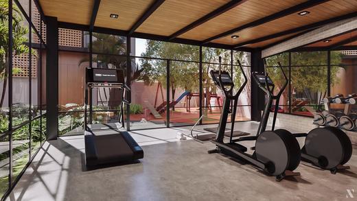 Fitness - Fachada - Casa Jardim - 755 - 9