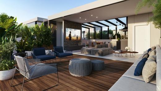 Rooftop - Fachada - Casa Jardim - 755 - 12