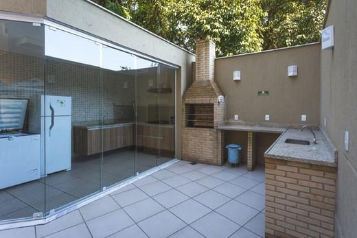 Churrasqueira - Fachada - Monte Carlo Residence Park IV - 318 - 5