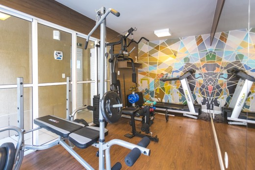 Fitness - Fachada - Monte Carlo Residence Park IV - 318 - 4