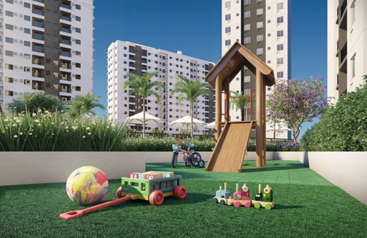 Playground - Fachada - Vivaz Del Castilho - 1504 - 11