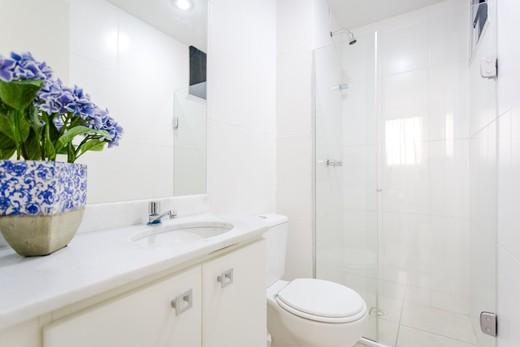 Banheiro - Fachada - Riviera Premium Residences - 256 - 8