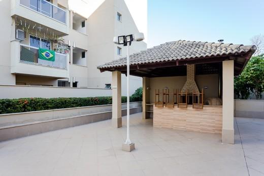 Churrasqueira - Fachada - Riviera Premium Residences - 256 - 12