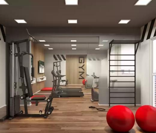Fitness - Fachada - Plano&Reserva Vila Andrade - 757 - 4