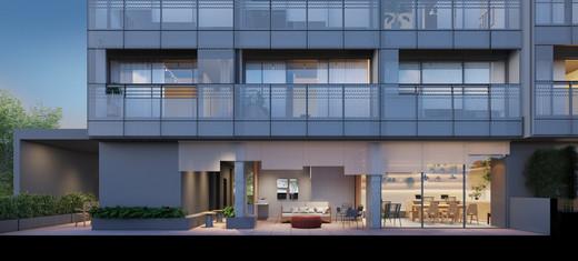 Portaria - Studio 1 quarto à venda Vila Madalena, São Paulo - R$ 387.700 - II-11837-21442 - 5