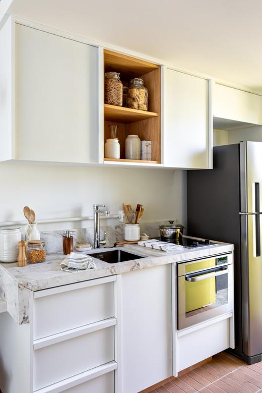 Cozinha - Studio 1 quarto à venda Vila Madalena, São Paulo - R$ 387.700 - II-11837-21442 - 8