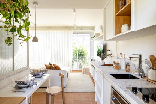 Cozinha - Studio 1 quarto à venda Vila Madalena, São Paulo - R$ 387.700 - II-11837-21442 - 9