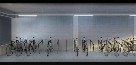 Bicicletario - Studio 1 quarto à venda Vila Madalena, São Paulo - R$ 387.700 - II-11837-21442 - 16