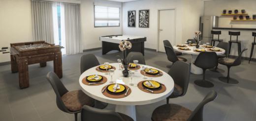 Salao de festas - Fachada - Esplendor II - 324 - 2