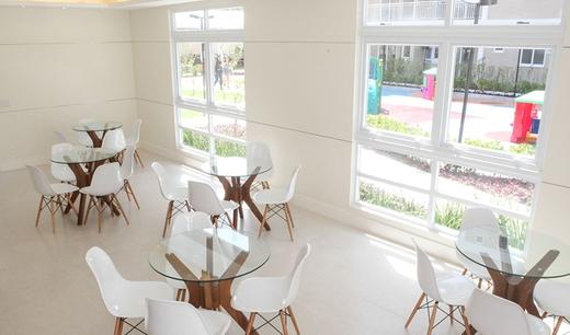 Salao de festas - Fachada - Wind Residencial - 258 - 6