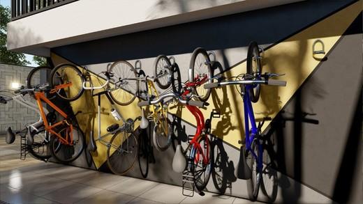 Bicicletario - Fachada - Metrocasa Campo Limpo - 759 - 18