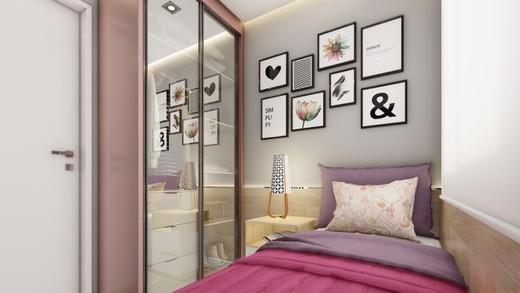 Dormitorio - Fachada - Metrocasa Campo Limpo - 759 - 10