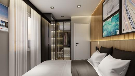 Dormitorio - Fachada - Metrocasa Campo Limpo - 759 - 11
