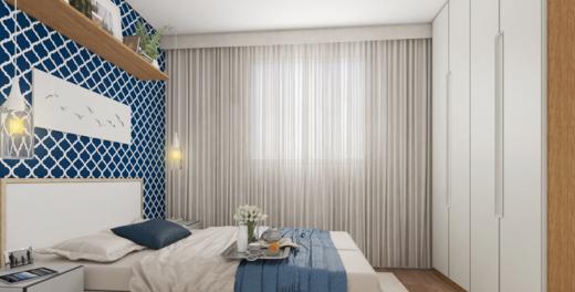 Dormitorio - Fachada - Solar do Oeste I - 327 - 5