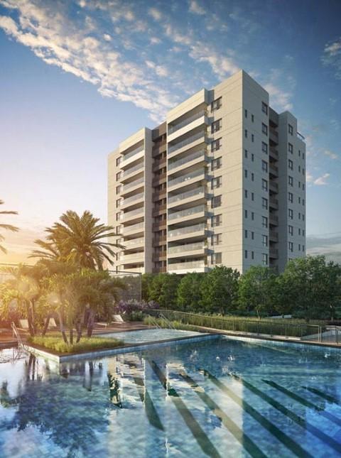 Fachada - Apartamento 3 quartos à venda Barra da Tijuca, Rio de Janeiro - R$ 1.576.950 - II-12138-21756 - 5