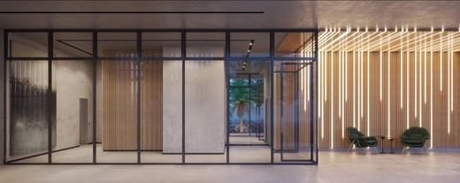 Hall - Apartamento 3 quartos à venda Barra da Tijuca, Rio de Janeiro - R$ 1.576.950 - II-12138-21756 - 9