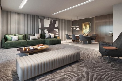 Living - Apartamento 3 quartos à venda Barra da Tijuca, Rio de Janeiro - R$ 1.576.950 - II-12138-21756 - 15
