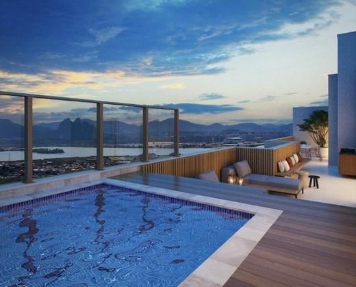 Living - Apartamento 3 quartos à venda Barra da Tijuca, Rio de Janeiro - R$ 1.576.950 - II-12138-21756 - 17