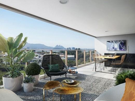 Living - Apartamento 3 quartos à venda Barra da Tijuca, Rio de Janeiro - R$ 1.576.950 - II-12138-21756 - 19