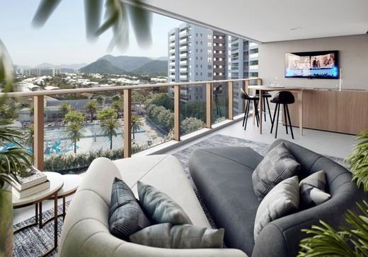 Living - Apartamento 3 quartos à venda Barra da Tijuca, Rio de Janeiro - R$ 1.576.950 - II-12138-21756 - 20