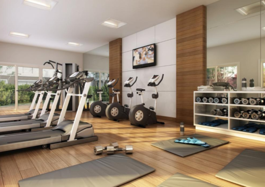 Fitness - Fachada - Jardim Europa - Fase 1 - 329 - 13