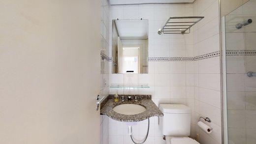 Banheiro - Apartamento à venda Rua José Maria Lisboa,Jardim Paulista, São Paulo - R$ 725.000 - II-12221-21859 - 3