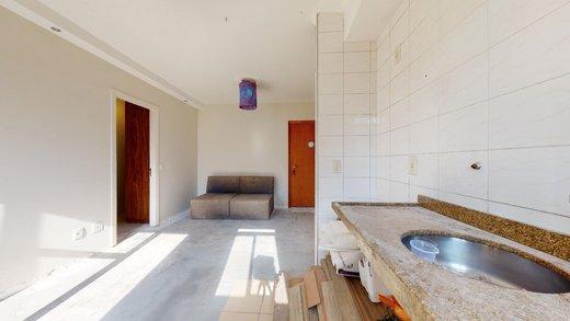Cozinha - Apartamento à venda Rua José Maria Lisboa,Jardim Paulista, São Paulo - R$ 725.000 - II-12221-21859 - 5