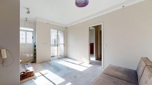 Living - Apartamento à venda Rua José Maria Lisboa,Jardim Paulista, São Paulo - R$ 725.000 - II-12221-21859 - 6