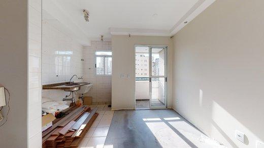 Living - Apartamento à venda Rua José Maria Lisboa,Jardim Paulista, São Paulo - R$ 725.000 - II-12221-21859 - 7
