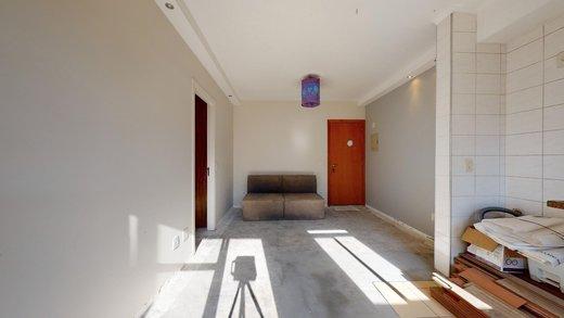 Living - Apartamento à venda Rua José Maria Lisboa,Jardim Paulista, São Paulo - R$ 725.000 - II-12221-21859 - 9