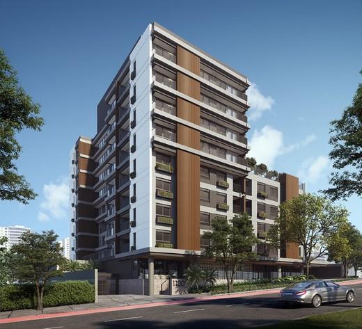 Fachada - Apartamento à venda Rua França Pinto,Vila Mariana, São Paulo - R$ 1.921.903 - II-12233-21880 - 1