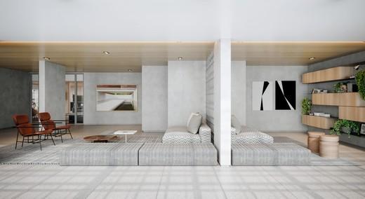 Hall - Apartamento à venda Rua França Pinto,Vila Mariana, São Paulo - R$ 1.921.903 - II-12233-21880 - 4