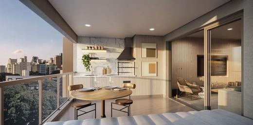 Terraco - Apartamento à venda Rua França Pinto,Vila Mariana, São Paulo - R$ 1.921.903 - II-12233-21880 - 8