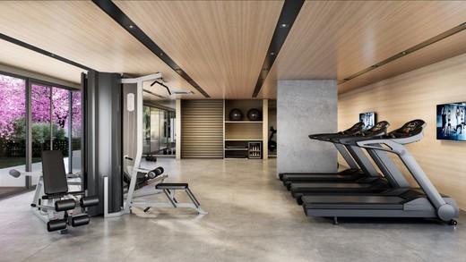 Fitness - Apartamento à venda Rua França Pinto,Vila Mariana, São Paulo - R$ 1.921.903 - II-12233-21880 - 9