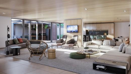 Salao de festas - Apartamento à venda Rua França Pinto,Vila Mariana, São Paulo - R$ 1.921.903 - II-12233-21880 - 10