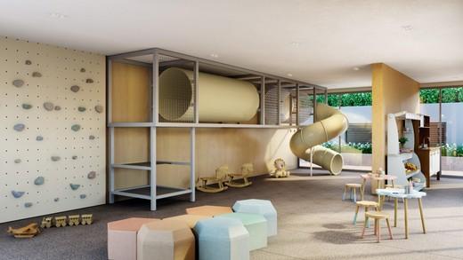 Espaco kids - Apartamento à venda Rua França Pinto,Vila Mariana, São Paulo - R$ 1.921.903 - II-12233-21880 - 11